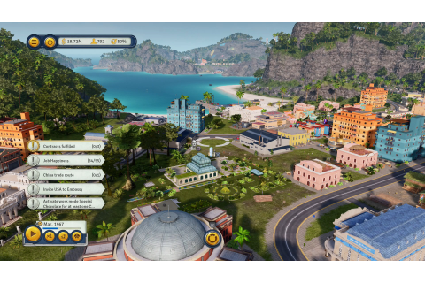 Tropico 6 El Prez Edition on PS4 | Official PlayStation ...