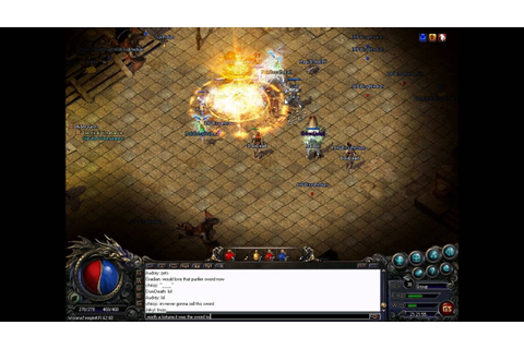 Legend Of Mir 2 Chronicles Elysium Nacked WT Hunt Part 2 ...