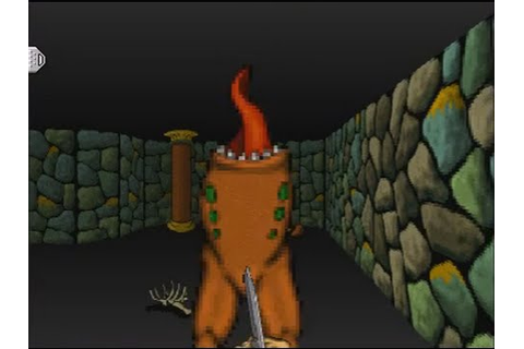 Pathways into darkness (Macintosh game 1994) - YouTube