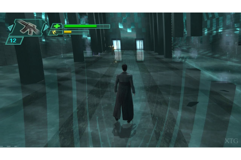 The Matrix: Path of Neo PS2 Gameplay HD (PCSX2) - YouTube