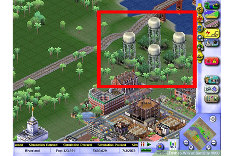 How to Win at SimCity 3000: 9 Steps (with Pictures) - wikiHow