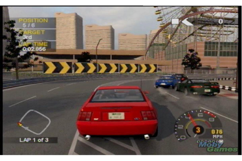 Project Gotham Racing 2 - Project Gotham Racing Wiki
