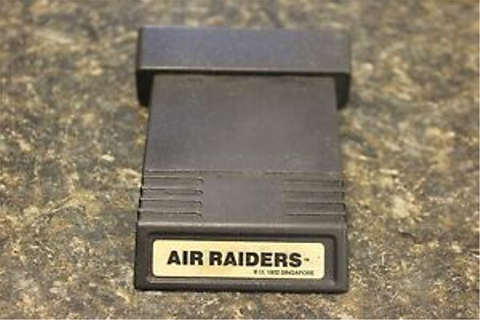 Air Raiders (Atari 2600, 1982) Game Cartridge Only 108124 ...
