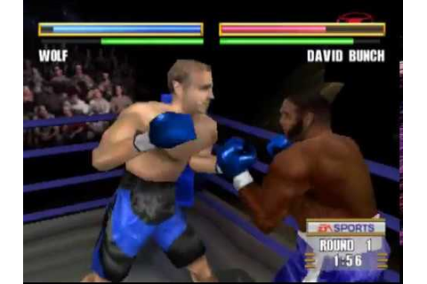 Knockout Kings 2000 PS1 parte 1 Gameplay - YouTube