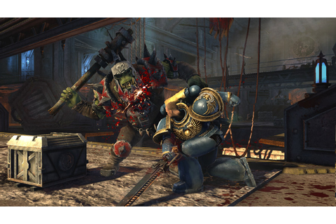 Amazon.com: Warhammer 40k: Space Marine - PC: Video Games
