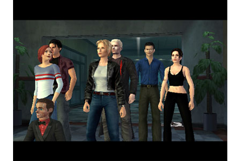 Buffy contre les Vampires - Chaos Bleed sur PlayStation 2 ...