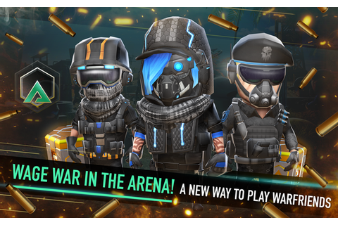 WarFriends: PvP Shooter Game - Android Apps on Google Play