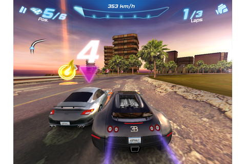 Free N8 Apps: Gameloft Asphalt 6: Adrenaline HD v1.01(2 ...