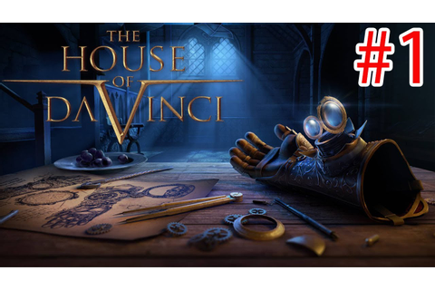 The House Of Da Vinci - Walkthrough Gameplay ( iOS ...