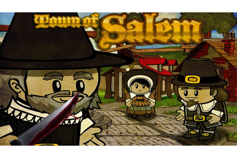 Town Of Salem Game - JUST A NORMAL SERIAL KILLER! Part 1 ...
