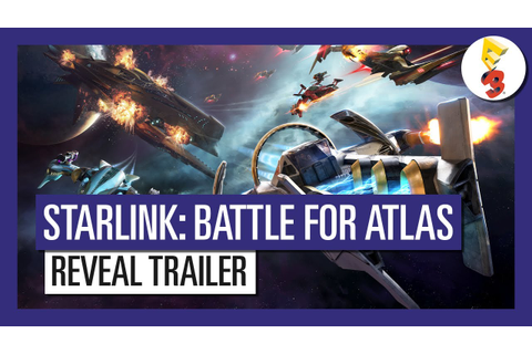 Starlink : Battle for Atlas E3 2017 Reveal Trailer - YouTube