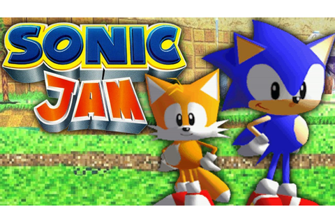 Sonic Jam - Sonic World - Walkthrough - YouTube