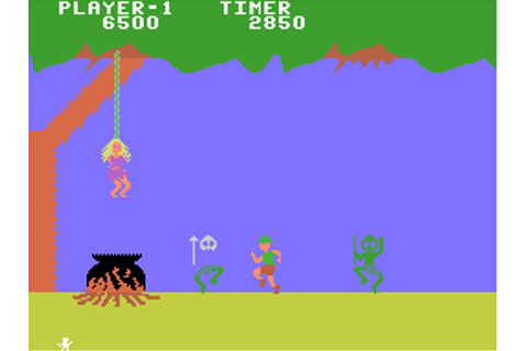 Download Jungle Hunt - My Abandonware