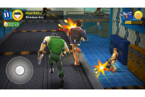 Zynga Launches Mobile Gaming's Answer To Battlefield ...