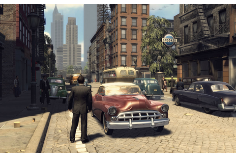 Mafia 2 Game - Free Download Full Version For Pc