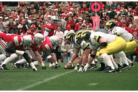 The 15 Greatest Rivalry Games in College Football History ...