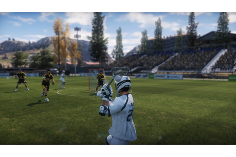 Review: Casey Powell Lacrosse 16 (Sony PlayStation 4 ...