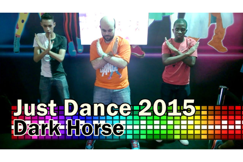 Just Dance 2015 | Dark Horse | Brazil Game Show 2014 | BGS ...