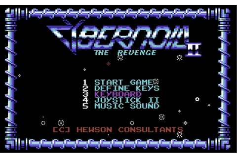 Download Cybernoid II: The Revenge - My Abandonware