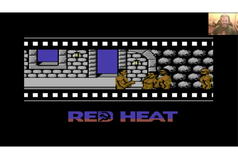 Lukozer Retro Game Review 366 - Red Heat - Commodore 64 ...