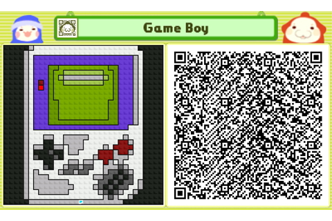 Pushmo / PullBlox QR Codes to Scan and Download New Shapes ...