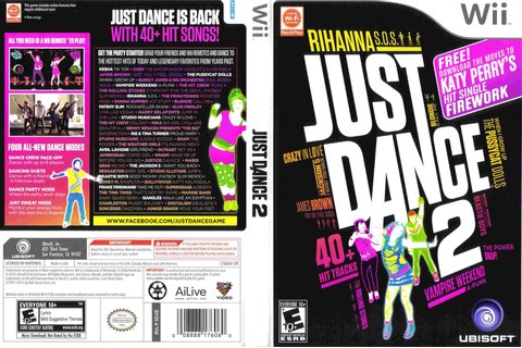 SD2E41 - Just Dance 2