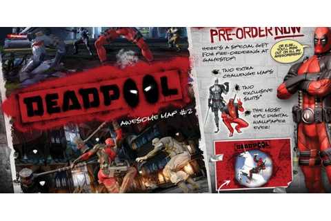 Deadpool Game Cheats