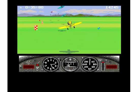 Gee Bee Air Rally for Amiga by Activision - YouTube