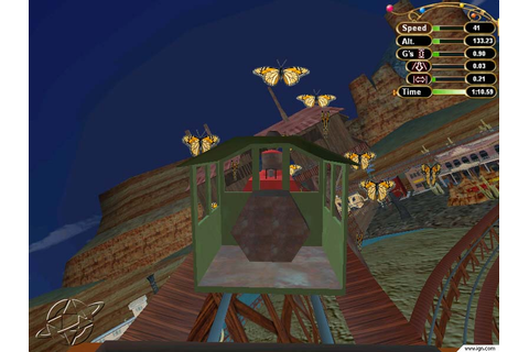 Ultimate Ride Disney Coaster Screenshots, Pictures ...