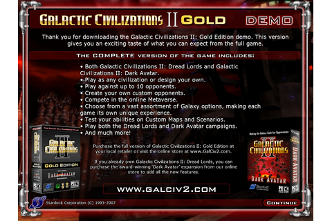 Galactic Civilizations Free Full Game - The best free ...