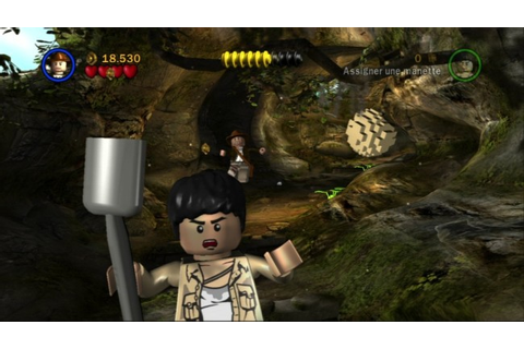 Lego Indiana Jones - la Trilogie Originale - X360 - Jeux ...