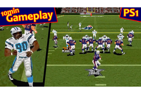 Madden NFL 2005 ... (PS1) - YouTube