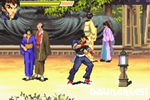 Gekido Advance Kintaros Revenge GBA Rom - Download Game ...