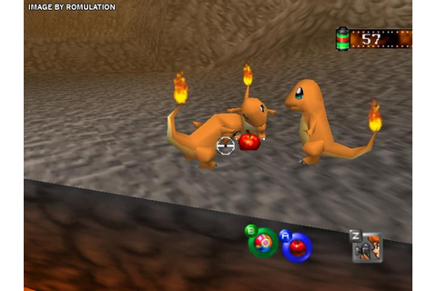 Pokemon Snap (USA) N64 / Nintendo 64 ROM & ISO Download