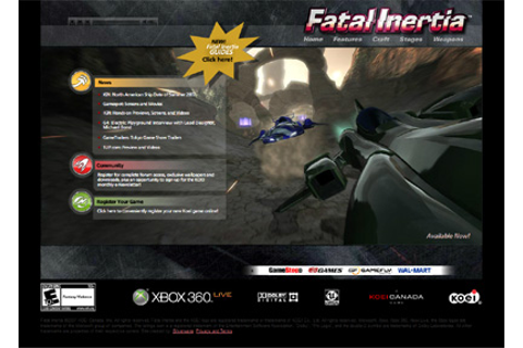 Fatal Inertia | Video Games | Tips, News & Game Reviews
