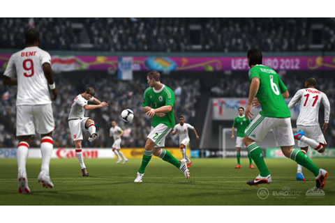 EA's UEFA Euro 2012 Arrives as DLC for FIFA 12 in April