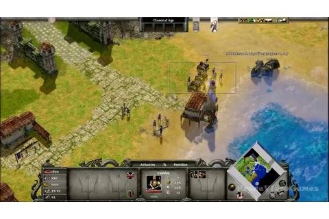 Age of Mythology: Extended Edition Gameplay (PC HD) - YouTube