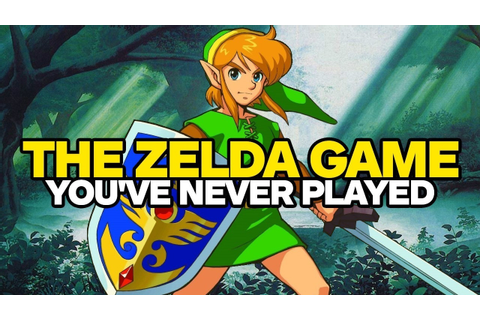 The Legend of Zelda Game You've Probably Never Played ...