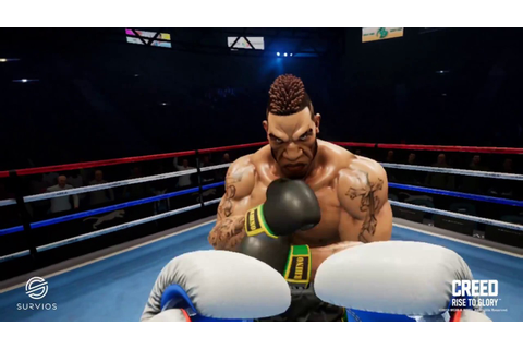 Creed - Rise to Glory PSVR - E3 Game play 1 (full fight ...