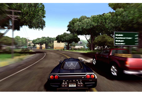 Test Drive Unlimited Gold - Full Version Game Download ...