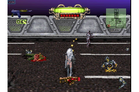 Steel Harbinger cheats for Sony Playstation - The Video ...