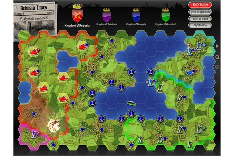 Pajarraco Games: Minijuego: Hex Empire