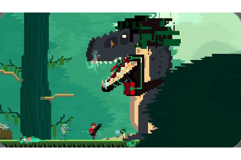 Super Time Force Gameplay from 'Future Past Future' 【Indie ...