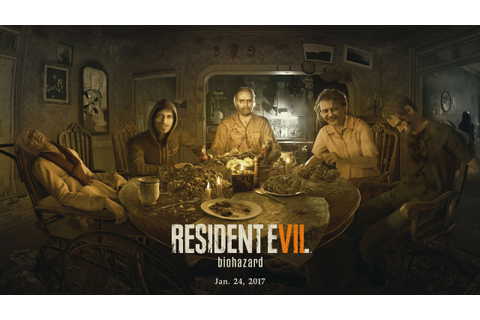 Resident Evil 7 biohazard 2017 Game Wallpapers | HD ...
