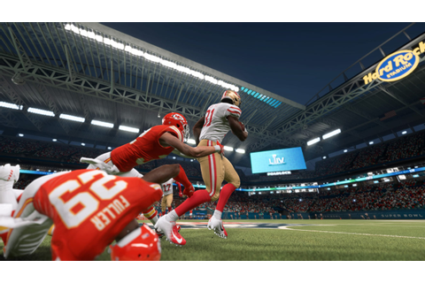 Madden NFL 21 reveal shows how EA's upgrade plan is going ...