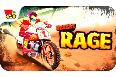 Bike Racing Games - Desert Rage - Bike Racing Game ...
