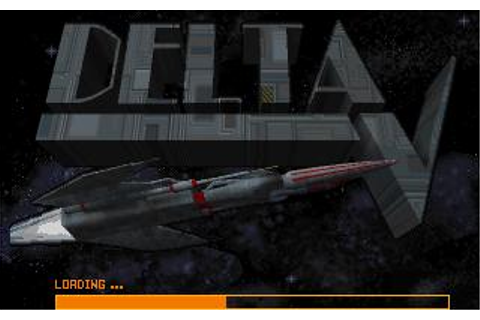 Delta V Download (1993 Arcade action Game)