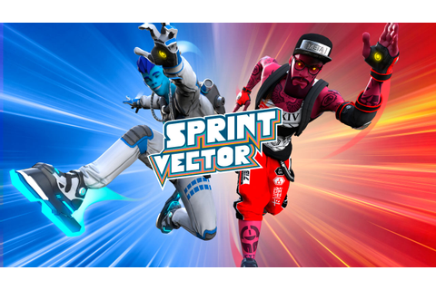 "Racing Game ""Sprint Vector"" is an Intense Workout with VR ..."