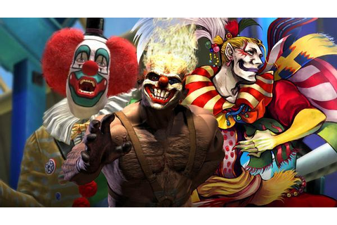 6 Super Creepy Clowns in Video Games - IGN Video