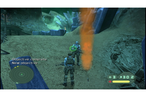 Rogue Trooper PS2 Gameplay HD (PCSX2) - YouTube
